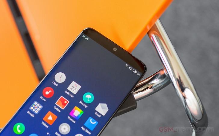 Meizu 15 review: Lab tests - display, battery, loudspeaker