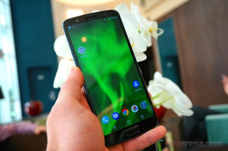 Moto G6, G6 Plus, and G6 Play hands-on review - GSMArena com