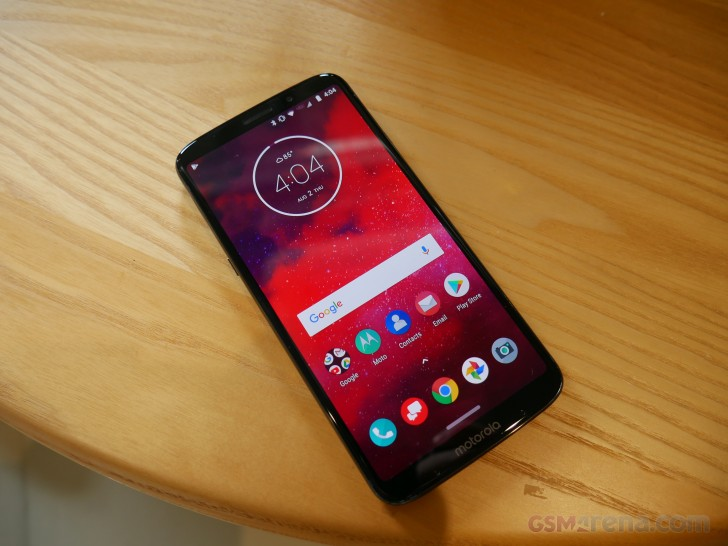 Moto Z3 hands-on review