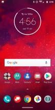 One Button Nav - Moto Z3 review