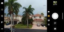 Camera interface - Moto Z3 review