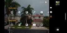 Camera shooting modes - Moto Z3 review