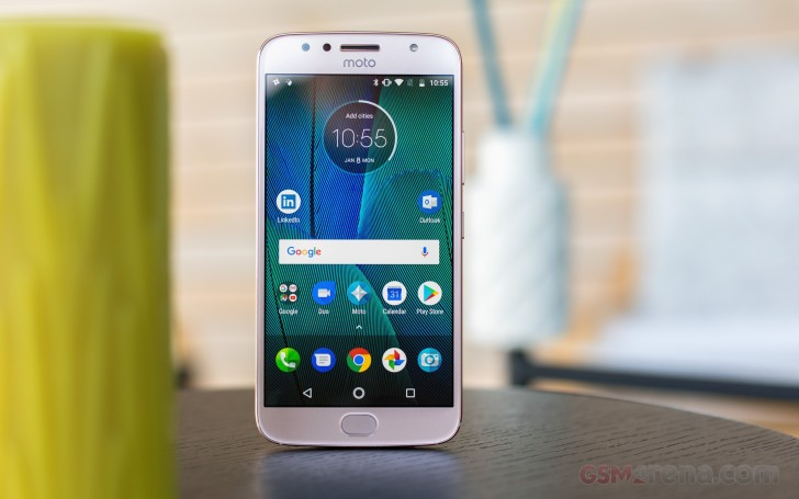 Moto G5S Plus review: Lab tests - display and audio quality