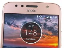 Top bezel stuff - Motorola Moto G5S Plus review