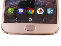 Fingerprint sensor/gesture hub - Motorola Moto G5S Plus review