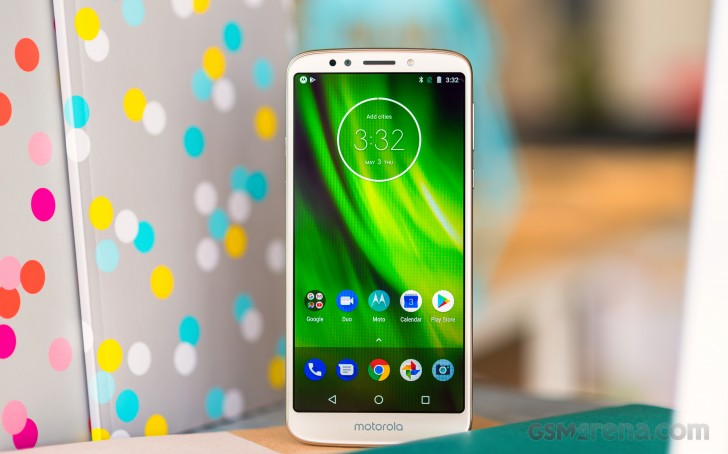 Motorola Moto G6 Play review - GSMArena com tests