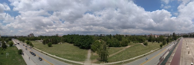 Motorola Moto G6 Play panorama samples in both orientations - Motorola Moto G6 Play review