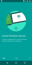 Moto Key - Motorola Moto G6 Play review