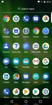 App drawer - Motorola Moto G6 Play review