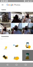 Google Photos - Motorola Moto G6 Play review