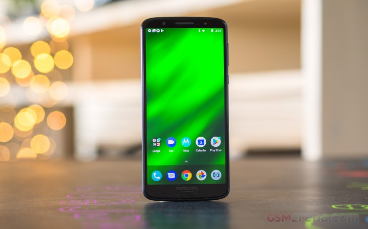 Motorola Moto G6 Plus review: Lab tests - display and audio