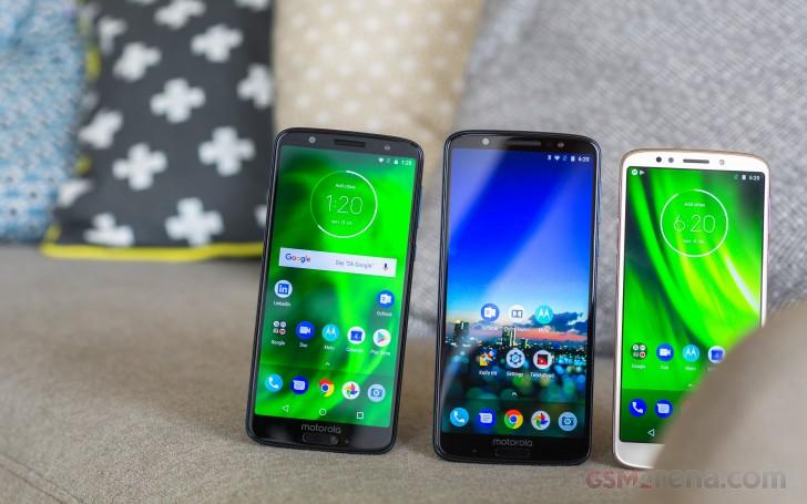 Moto G6 review - GSMArena com tests