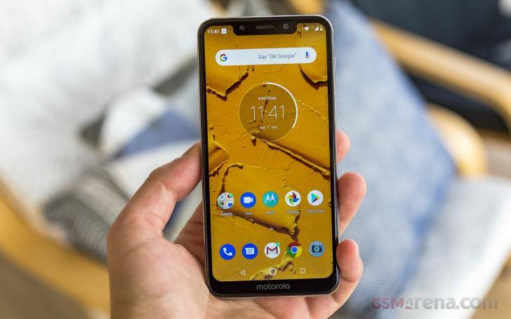 Avis sur Motorola One