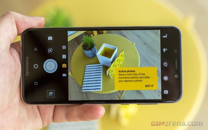 Motorola One review: Camera quality