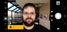 Selfie beauty mode - Motorola One review