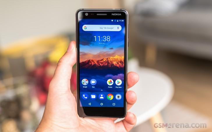 Nokia 3.1 review