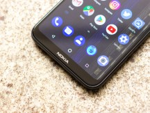 Notch and the chin - Nokia 6.1 Plus review