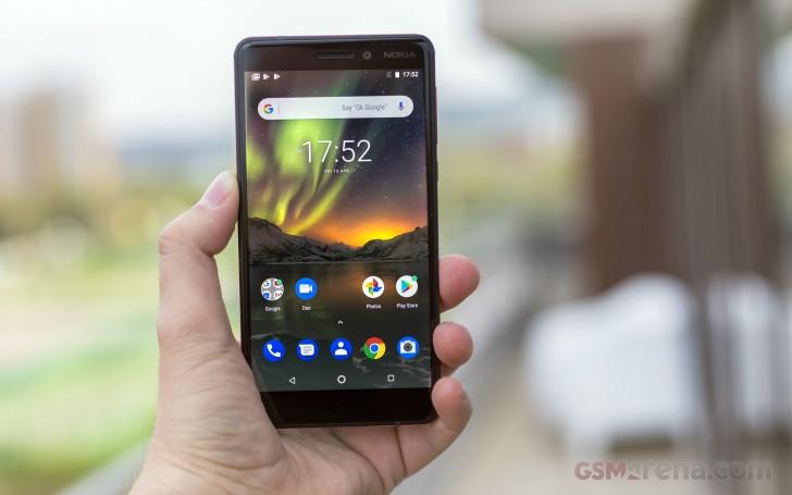 Nokia 6 2018 Review Gsmarena Com Tests