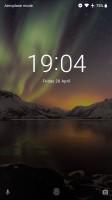 Lockscreen - Nokia 6 (2018) review