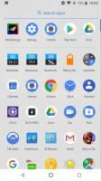 App drawer - Nokia 6 (2018) review