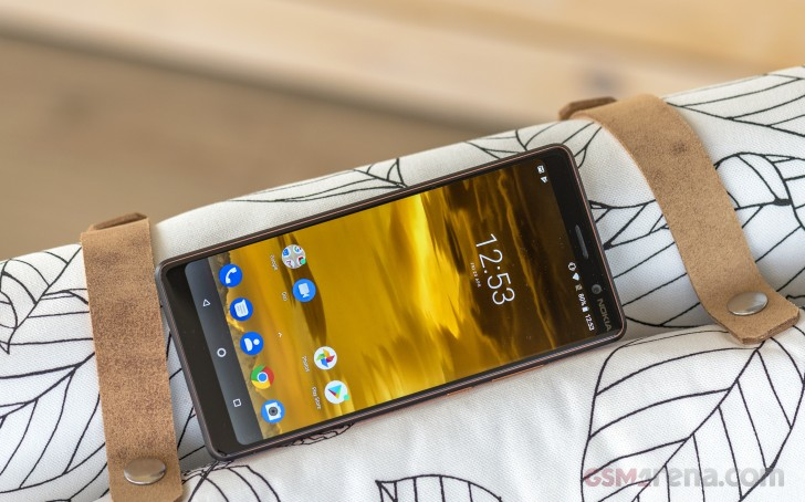 Nokia 7 plus review: Software, performance