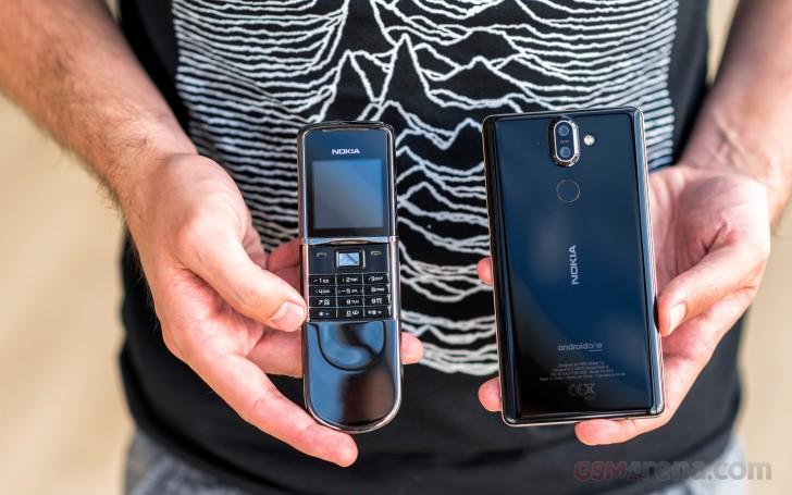 Nokia 8 Sirocco review