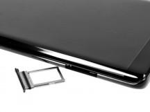 Tray for a lone nano SIM - Nokia 8 Sirocco review