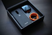 The retail box - OnePlus 6T McLaren hands-on review