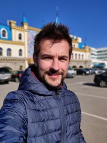 Portrait samples - f/1.7, ISO 100, 1/3115s - Oneplus 6T review