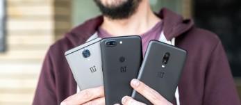OnePlus 6T vs. 5T vs. 3T