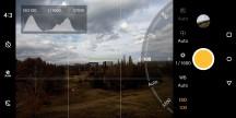 5T camera interface: Pro mode - OnePlus 6T vs. 5T vs. 3T evolution