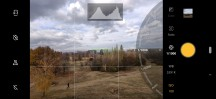 6T camera interface: Pro mode - OnePlus 6T vs. 5T vs. 3T evolution