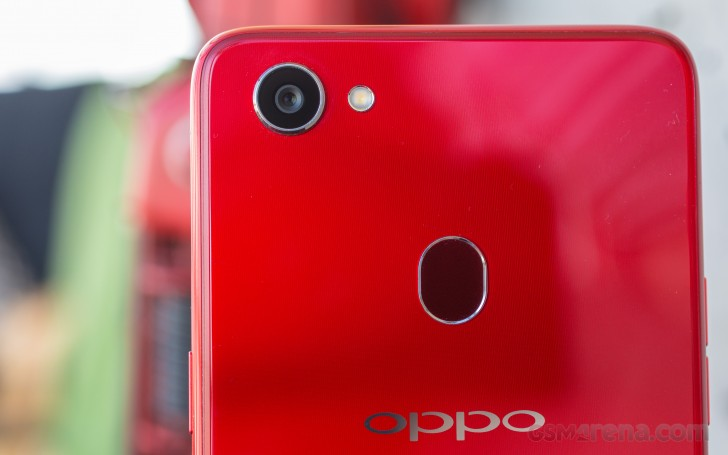 Oppo F7 review: Camera
