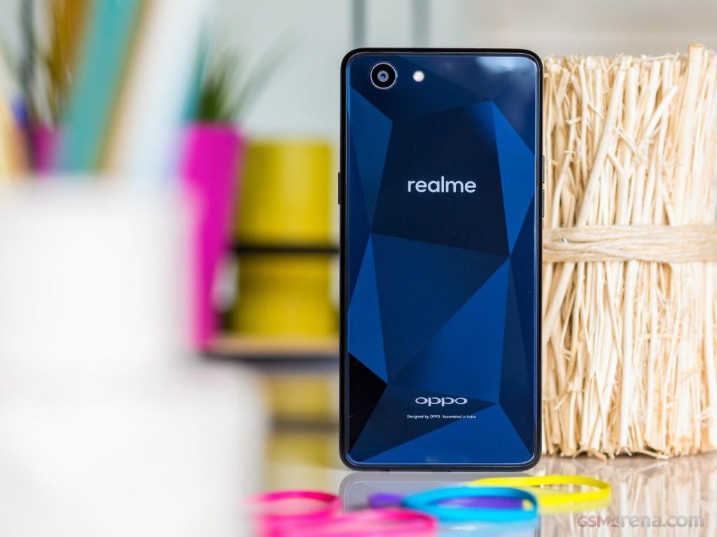 Realme 1 pictures, official photos