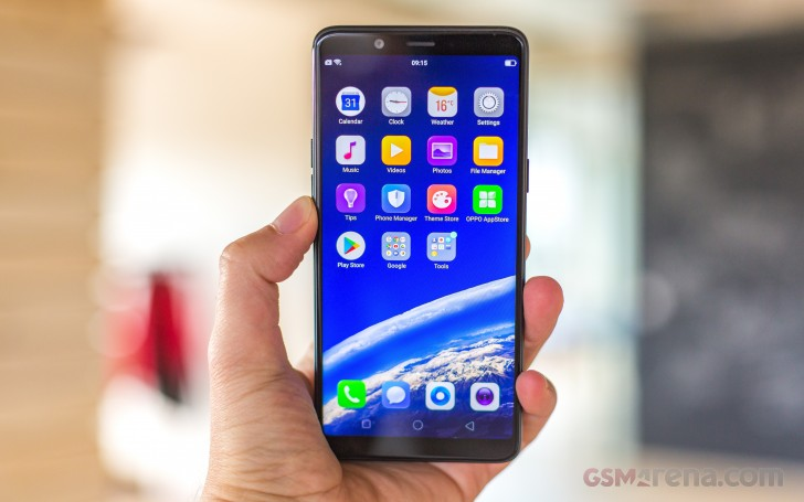 Oppo Realme 1 review: Software and performance