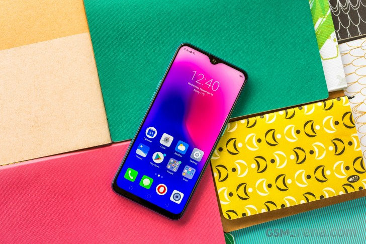 Realme 2 Pro review: Lab tests - display, battery, speaker, audio