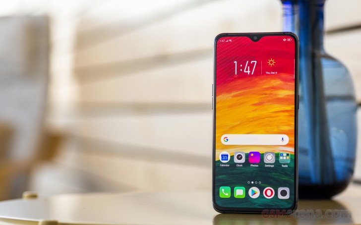 Oppo RX17 Pro review: Lab tests - display, battery life