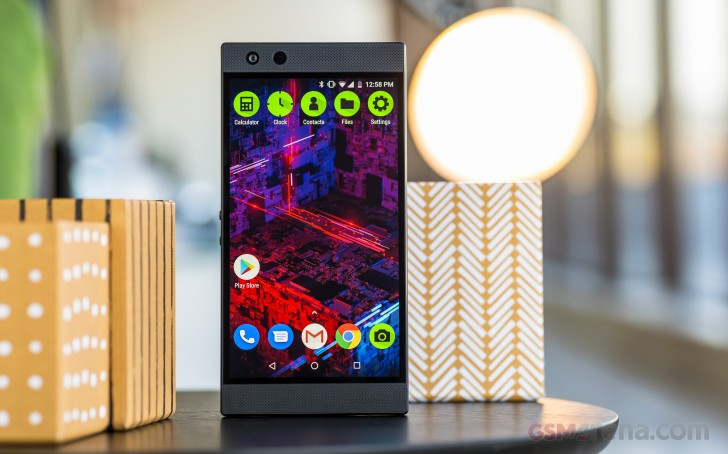 Razer Phone 2 review: Lab tests - display and audio quality, battery