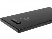 Right hand side and power button/fingerprint reader - Razer Phone 2 review