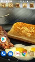 The infamous Razer toast theme - Razer Phone 2 review