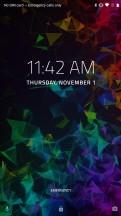 Default Nova Launcher UI setup - Razer Phone 2 review