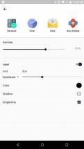 Nova launcher settings - Razer Phone 2 review