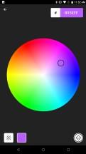Chroma settings - Razer Phone 2 review