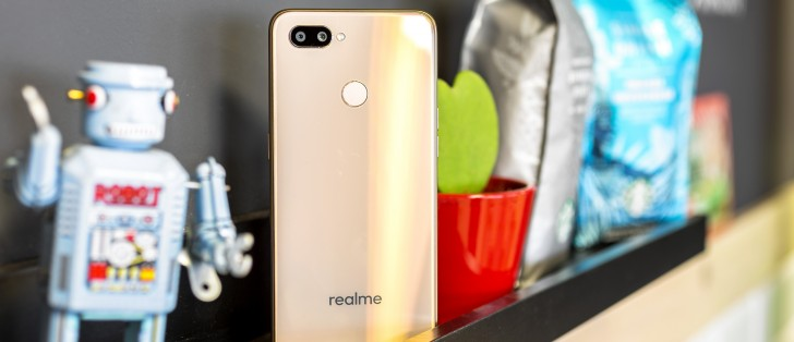 Realme U1 review: Software and performance