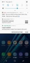 Notifications - Samsung Galaxy A6 (2018) review