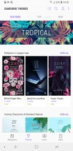 Theme store - Samsung Galaxy A6+ (2018) review