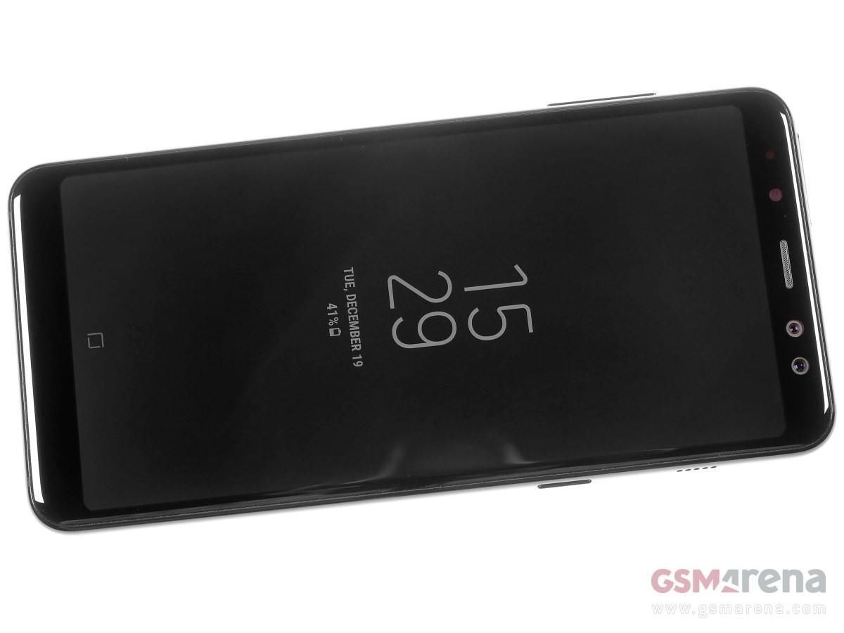 Samsung Galaxy A8 (2018) review - GSMArena com tests