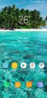 homescreen - Samsung Galaxy A8 (2018) review