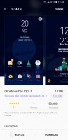 a theme - Samsung Galaxy A8 (2018) review