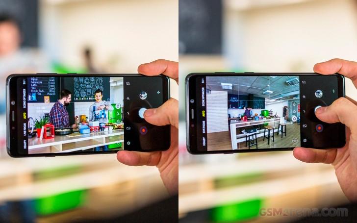 Samsung Galaxy A9 (2018) review: Camera quality